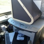 Farewell to the XD155df and Hello to the HP LaserJet 3055